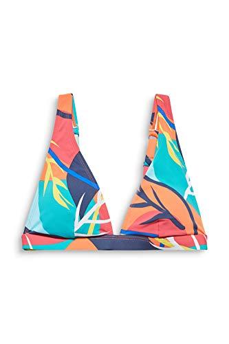 Esprit Tilly Beach Padded Bra Top Bikini para Mujer