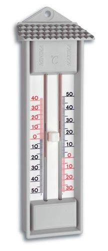 TFA Maxima-Minima-Thermometer grau-weiß 10301414