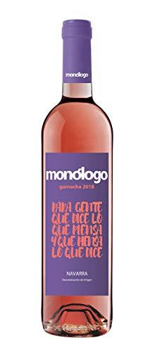 Monólogo Vino Rosado Navarra - 750 ml