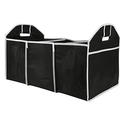 Compartimiento de almacenamiento del maletero, organizador del maletero Bolsillo de almacenamiento del maletero Soporte de montaje del teléfono del coche Soporte de almacenamiento del coche