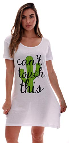 Just Love Sleep Dress for Women Sleeping Dorm Shirt 6328-229-S