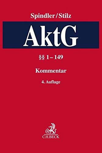 Kommentar zum Aktiengesetz Band 1: §§ 1-149