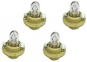 Mercedes Bulb dash instruments 1.5w Beige Socket ( x4)