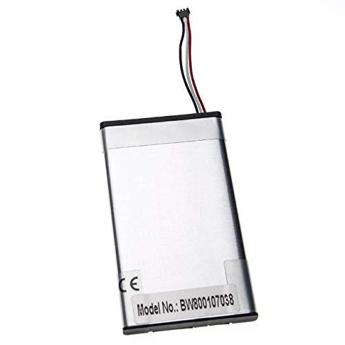 vhbw Batería compatible con Sony PlayStation PS Vita PCH-1000, PCH-1004, PCH-1006, PCH-1100, PCH-1104 reemplaza SP65M (polímero litio, 2200mAh, 3.7V)