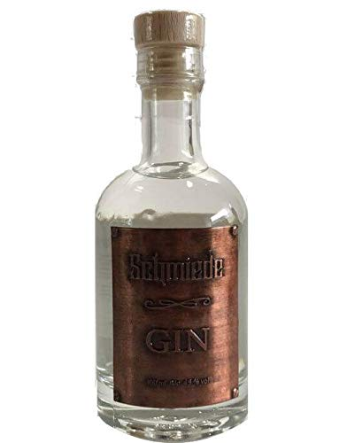 Schmiede Lehrling Mosel Dry Gin - Steilster Gin (0,1l | 45,0% vol.)