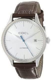 腕時計 EBEL Men's 1216088 Ebel 100 Analog Display Swiss Automatic Brown Watch【並行輸入品】