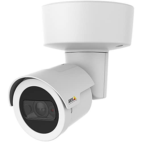 Axis M2026-LE Mk II Black Telecamera di sicurezza IP Esterno Capocorda Nero 2688 x 1520 Pixel