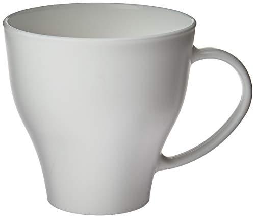 Caneca, 400 ml, Branco, Coza