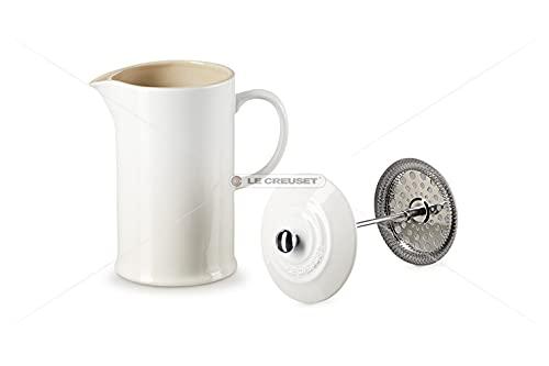 1L COFFEE POT W/PRESS MERINGUE -GLOBAL 4C BOX (NEW)