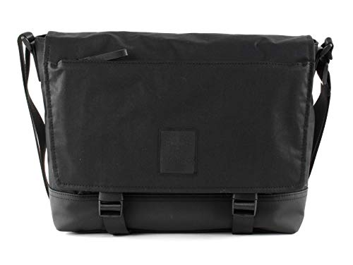 Strellson Swiss Cross Messenger LHF Black