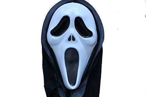 Scream Ghostface masker, officieel gelicentieerd masker
