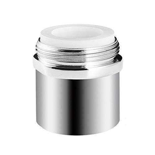 WZLDP Todos los Accesorios del Grifo de Cobre Bubbler de Grifo, Filtro de Dos Funciones Filtro de la Boquilla de la Boquilla de la bocadora, Bubbler del Grifo Filtro de Agua de Salpicadura