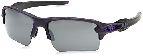 Oakley 0OO9188 Gafas, Electric Purple Shadow Camo, 59 para Hombre