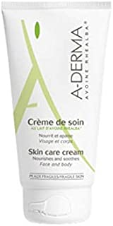 A-Derma Skin Care Cream Delicate Skins with Milk Oats 50ml