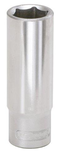 """KS Tools 917.1254 Vaso hexagonal Classic, largo (tamaño: 27 mm, 1/2""""), 27mm"""