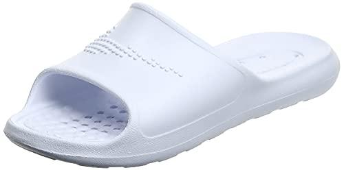 Nike Victori One Shower Slide, Sandal Mujer, White/White-White, 40.5 EU