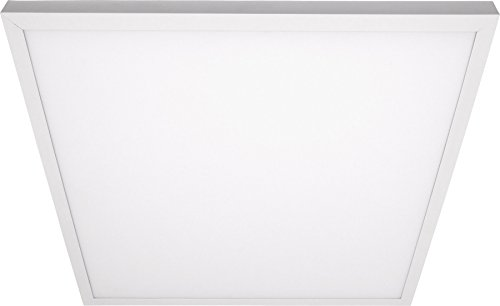 Acier bross/é Moderne Tageswei/ß Convient pour montage encastr/é /Ø 60 mm 4000 K Spot LED Slim encastrable en m/étal massif IP44 12 V