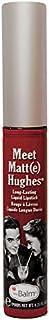 Thebalm Meet Matt- e Hughes Long-Lasting Liquid Lipstick Loyal (並行輸入品) [並行輸入品]