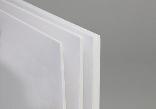 Zerografica foamboard Blanco 70x 100Espesor 5mm–Caja DE 25Piezas