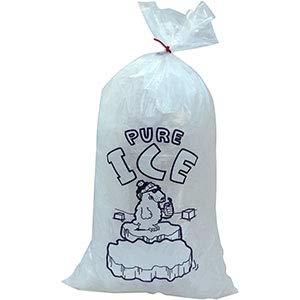 10 lb Plain Top Ice Gifts Bargain sale Bags