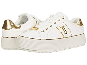 Juicy Couture Closer White/Gold 8 B