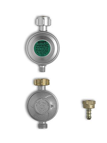 VAELLO La Valenciana–Regulador de Gas Alemania, Plata