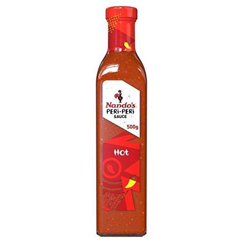 Nando's Peri-Peri Sauce Hot 500g