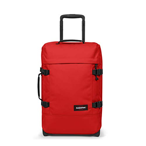 Eastpak TRANVERZ S Bagaglio a mano, 51 cm, 42 liters, Rosso (Teasing Red)