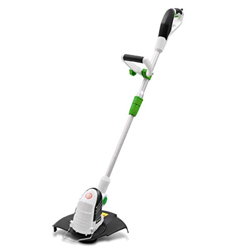 Buy Bargain ZXYSR Electric Grass Trimmer Portable Electric Lawn Mower Handheld Weeders Trimmer with ...