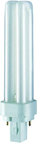 Osram G24d-1 Dulux D13W/900 - Bombilla fluorescente compacta, luz blanca fría (13 W)