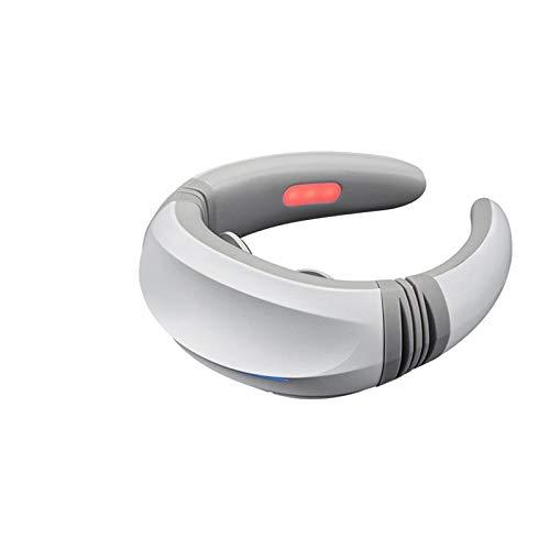 Elektrische puls- en nekmassage Ver infrarood pijnstiller Ontspanning