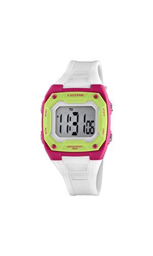 Calypso Reloj Digital para Unisex de Cuarzo con Correa en Plstico K5813/1