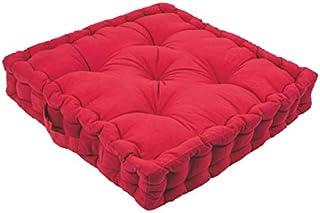 Cojín colchón 40 x 40 Rojo