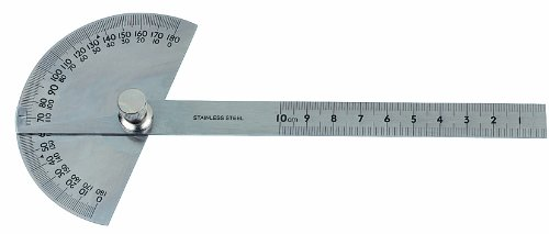 Metrica 36500 GONIOMETRO INOX ø 90 x 150 mm