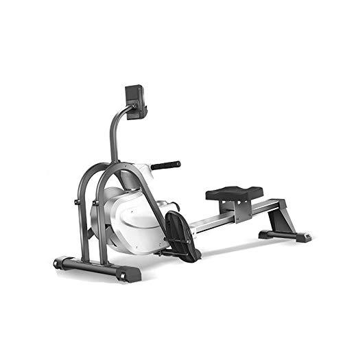 DYecHenG Máquina de Remo Hogar Plegable Máquina de Remo Silencio Fitness Equipment...