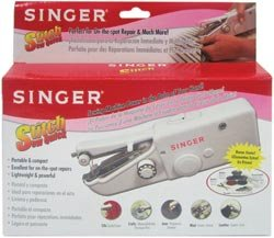 Singer Bulk Buy Stitch Sew Quick Hand Held Sewing Machine 01663 (2-Pack)