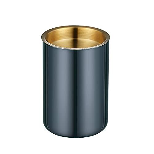 ISAKEN Cenicero de Cigarrillos,Multifuncional Desmontable Cenicero de Coche Embudo con Tapa a Prueba de Viento para automóviles portavasos
