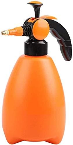 MLOZS Regadera de plástico naranja de 1,5 l para parches de vegetales y plantas grandes (color - , tamaño: -) boca larga