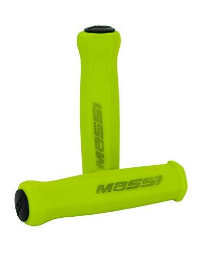 Massi Elite Light Empuñaduras De Espuma, Unisex Adulto, Green, Talla Única