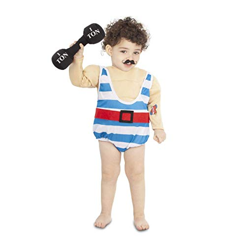 My Other Me Disfraz de Forzudo de Circo para bebé