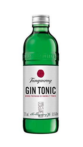 Tanqueray London Dry Gin & Tonic, Bebida Preparada de Ginebra y Tónica - 275 ml