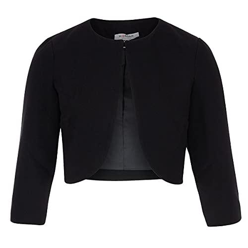 Morgan 191-virgil.f Chaqueta, Negro (Noir Noir), 42 (Talla del Fabricante: T42) para Mujer