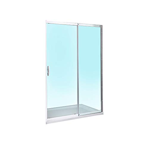 Shower Door Sliding Walk In Enclosure Corner 1100 Alcove Recess 8mm Glass Screen Panel Reversible Size Adjustable Carlyn Ruth4545454xx