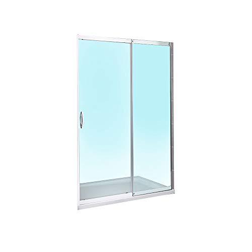 Shower Door Sliding Walk In Enclosure Corner 1100 Alcove Recess 8mm Glass Screen Panel Reversible Size Adjustable Carlyn Ruth4545454xx