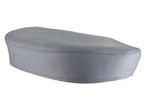 AKF Sitzbezug glatt, grau - für Simson SR4-1 Spatz