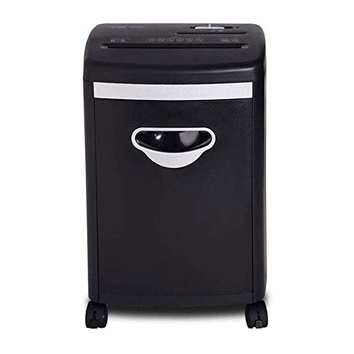 Lowest Price! 6-Sheet Microcut Paper Shredder, 3.9 Gallon Pullout Basket Capacity, 8-Min Continuous ...