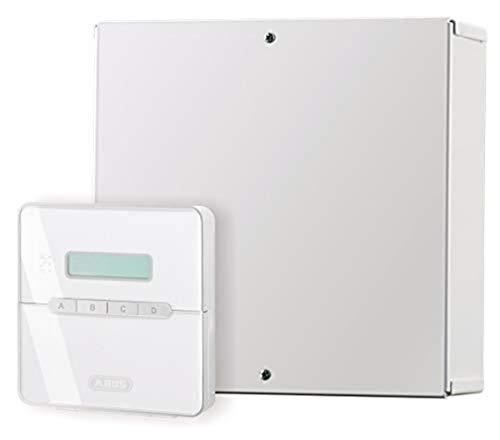 ABUS Terxon SX Alarmzentrale AZ4000 inkl. LCD-Bedienteil Sabotageschutz