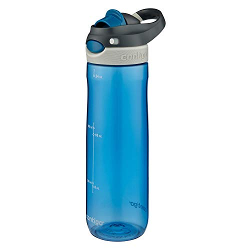 Contigo Unisex-Erwachsene Chug Autospout Trinkflasche, Monaco, 720 ml
