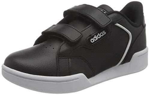 adidas ROGUERA C, Zapatillas de Cross Training, NEGBÁS/NEGBÁS/FTWBLA, 35 EU