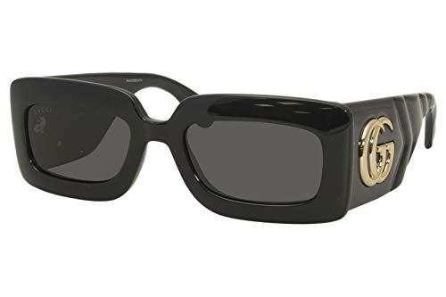 Gucci GG0811S Black/Grey 53/21/145 women Sunglasses